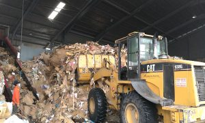 Recycling for paper, plastic, metal, electronics and lead acid